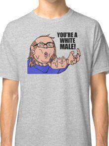 AIDS Skrillex - You're A White Male Classic T-Shirt