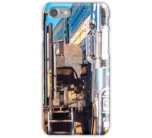 Cattle station life iPhone Case/Skin