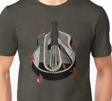 Wooden Man Unisex T-Shirt
