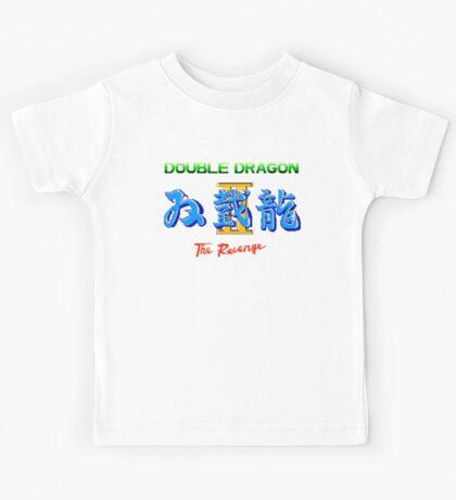 DOUBLE DRAGON II - NES CLASSIC Kids Tee