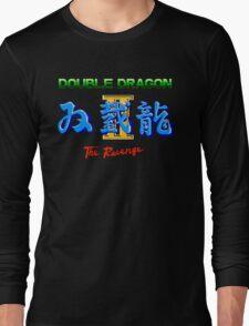 DOUBLE DRAGON II - NES CLASSIC Long Sleeve T-Shirt