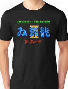 DOUBLE DRAGON II - NES CLASSIC Unisex T-Shirt