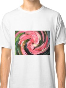 Begonia Pink Classic T-Shirt