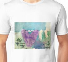 Hearts Aflame - by Nadia Unisex T-Shirt