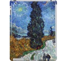 Country Road in Province by Vincent Van Gogh iPad Case/Skin