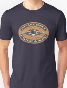 -MOVIES- Indiana Jones Unisex T-Shirt
