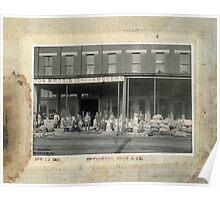 April 13, 1900, Covington Bros & Co., Mayfield, Kentucky Poster