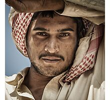 The Dhow Packer Photographic Print