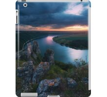 Dniester Canyon, Ukraine iPad Case/Skin