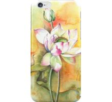 """One Sunny Day"" from the series ""In the Lotus land"" iPhone Case/Skin"