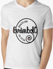 BJJ Brazilian Jiu Jitsu - Berimbolo Mens V-Neck T-Shirt
