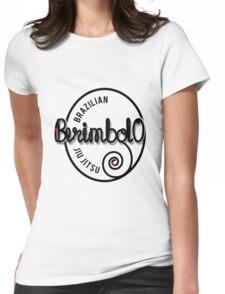 BJJ Brazilian Jiu Jitsu - Berimbolo Womens Fitted T-Shirt