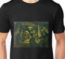 Vincent Van Gogh  Die Kartoffelesser Unisex T-Shirt