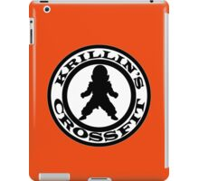 Krillin Crossfit iPad Case/Skin