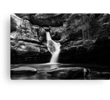 Cedar Falls - Hocking Hills Canvas Print