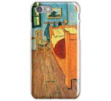 Vincent Van Gogh the Bedroom at Arles iPhone Case/Skin