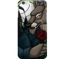 Stained Glass - Gilneas iPhone Case/Skin