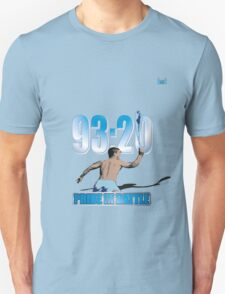 Sergio Aguero Unisex T-Shirt