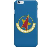 Soyuz 10 iPhone Case/Skin