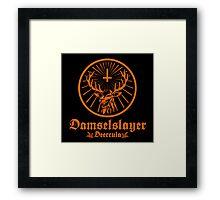 Deercula Framed Print