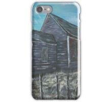 ABANDONED PRAIRIE CHURCH iPhone Case/Skin