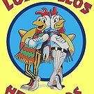 Los Pollos (Breaking Bad Chicken House) by Elton McManus