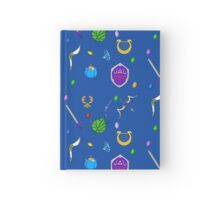 LoZ Items Hardcover Journal