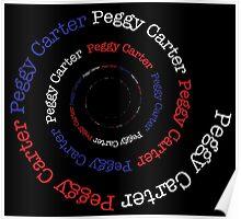 Peg Carter Poster