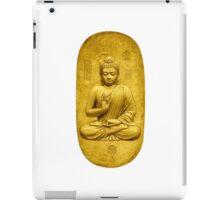 Golden Buddha  iPad Case/Skin
