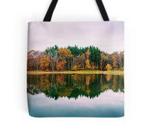 Colorful Lake Tote Bag
