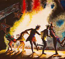 Dancers by Jacob Taghioff