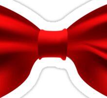 The bow tie. Sticker
