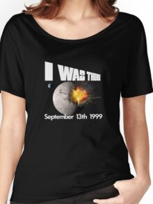 I Was There in 1999 Women's Relaxed Fit T-Shirt