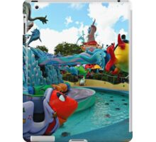 One Fish Two Fish Up Up Up! iPad Case/Skin