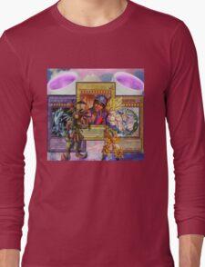Based Life Long Sleeve T-Shirt