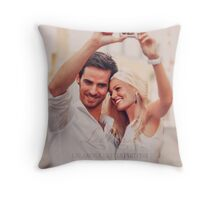 Vacations in Rome Throw Pillow