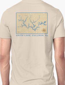 Smith Lake - Cullman, AL Unisex T-Shirt