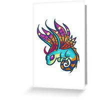 Night Elf Cuties - Sprite Darter Greeting Card
