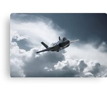 F35 Fast Pass Canvas Print