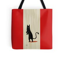 Little Demon Thing Tote Bag
