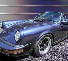 Classic Porsche by barkeypf