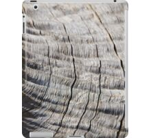 Leadwood - Textured Hardwood - Unique African Patterns iPad Case/Skin