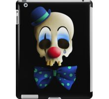 Black humour iPad Case/Skin