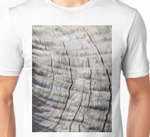 Leadwood - Textured Hardwood - Unique African Patterns Unisex T-Shirt