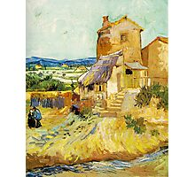 The Old Mill by Vincent Van Gogh Photographic Print