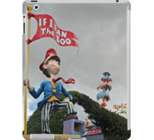 If I Ran the Zoo in the Storm iPad Case/Skin