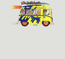 VW Camper. Surfs Up Dude. Unisex T-Shirt