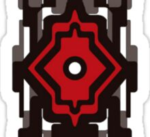 <FINAL FANTASY> L'cie Mark Sticker