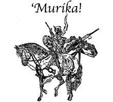 Murica Photographic Print
