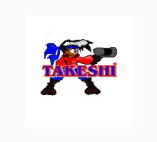 Kid Soldier-Takeshi Media Picture Unisex T-Shirt